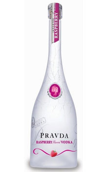 PRAVDA VODKA RASPBERRY - 750ML