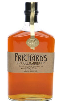 PRICHARD'S BOURBON DOUBLE BARRELED