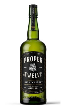 PROPER NO. 12 IRISH WHISKEY