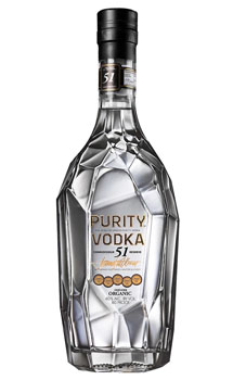 PURITY VODKA CONNOISSEUR RESERVE 51