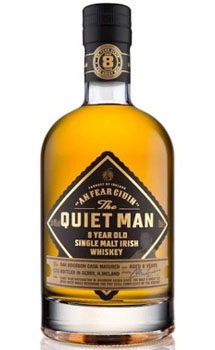 THE QUIET MAN IRISH WHISKEY SINGLE