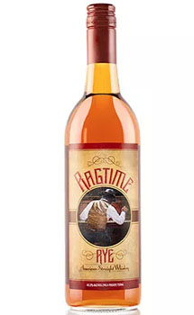 RAGTIME RYE - AMERICAN STRAIGHT WHISKEY
