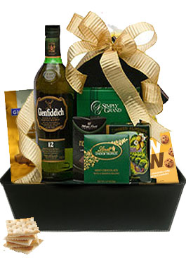 RAISING THE BAR GIFT BASKET