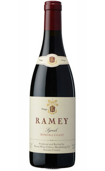 RAMEY SYRAH RODGERS CREEK VINEYARD