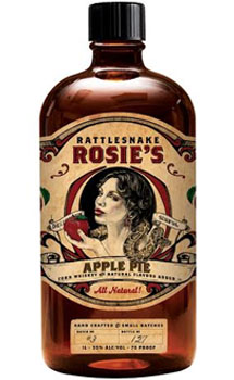RATTLESNAKE ROSIE'S APPLE PIE WHISK