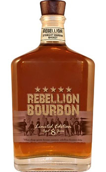 REBELLION BOURBON 8 YEAR - LIMITED