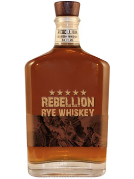 REBELLION RYE WHISKEY
