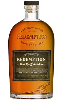 REDEMPTION BOURBON HIGH RYE
