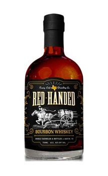 RED HANDED BOURBON