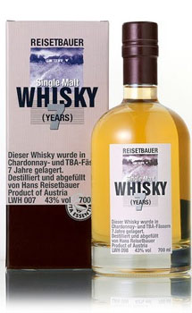 REISETBAUER WHISKEY SINGLE MALT 7 Y