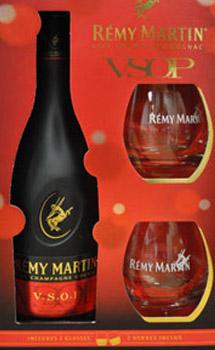 Remy Martin V S O P Gift Set