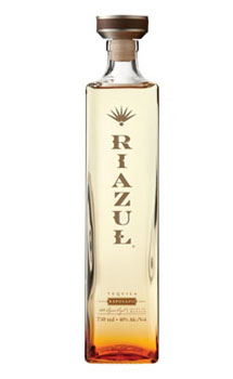 RIAZUL 100% BLUE AGAVE TEQUILA REPO