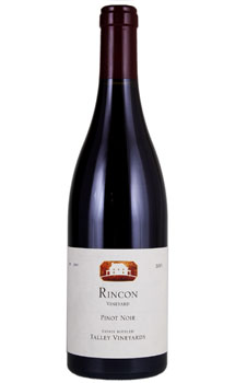 TALLEY VINEYARDS PINOT NOIR RINCON