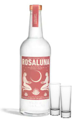 ROSALUNA MEZCAL - 750ML WITH 2 SHOT