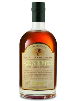ROUGH RIDER BOURBON CASK STRENGTH T
