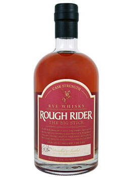 ROUGH RIDER RYE WHISKY CASK STRENGT