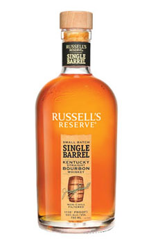 RUSSELL'S RESERVE BOURBON SMALL BAT