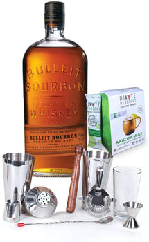 COCKTAIL MIX KIT WITH BULLEIT BOURBON