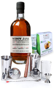 COCKTAIL MIX KIT WITH WIDOW JANE BOURBON