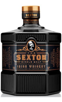 THE SEXTON IRISH WHISKEY SINGLE MALT