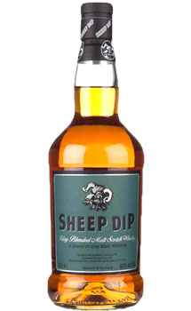 SHEEP DIP SCOTCH ISLAY BLENDED MALT
