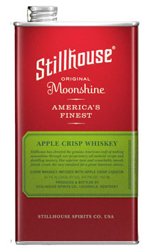 STILLHOUSE MOONSHINE APPLE CRISP TI