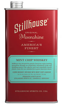 STILLHOUSE MOONSHINE MINT CHIP TIN