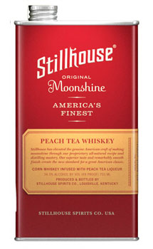 STILLHOUSE MOONSHINE PEACH TEA TIN