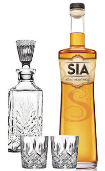 SIA SCOTCH COLLABORATION GIFT SET
