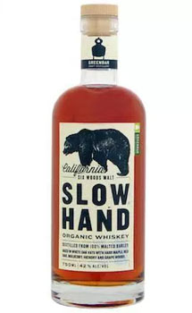 SLOW HAND CALIFORNIA SIX WOODS MALT