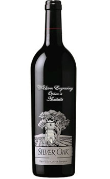 SILVER OAK NAPA VALLEY 2014 - CUSTO