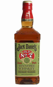 JACK DANIEL'S WHISKEY SOUR MASH NO