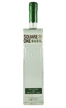 SQUARE ONE BASIL ORGANIC VODKA