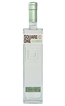 SQUARE ONE CUCUMBER ORGANIC VODKA