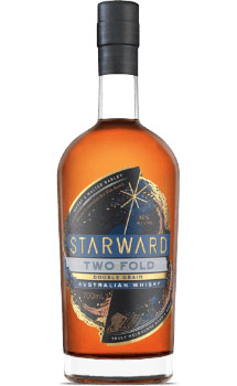 STARWARD WHISKEY DOUBLE GRAIN TWO F