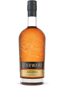 STARWARD WHISKY SINGLE MALT SOLERA