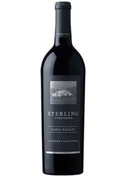 STERLING VINEYARDS CABERNET SAUVIGN