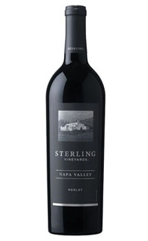 STERLING VINEYARDS MERLOT NAPA VALL