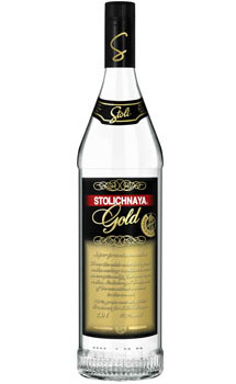 STOLI GOLD VODKA - 750ML