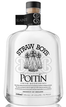 STRAW BOYS POITIN VODKA