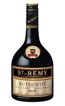 ST. REMY BRANDY XO AUTHENTIC