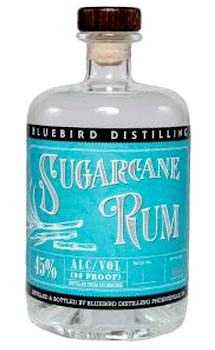 BLUEBIRD DISTILLING SUGARCANE RUM