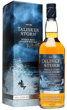 TALISKER SCOTCH SINGLE MALT STORM -