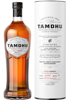 TAMDHU SCOTCH SINGLE MALT BATCH STRENGTH