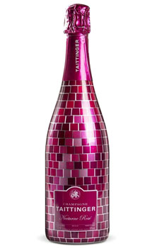 TAITTINGER NOCTURNE ROSE CITY LIGHT