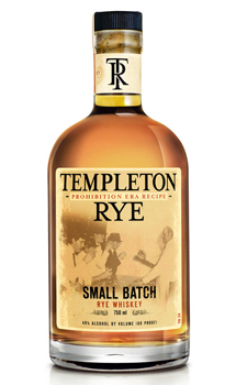TEMPLETON RYE WHISKEY SMALL BATCH