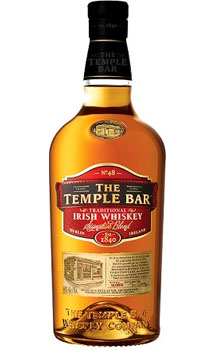THE TEMPLE BAR IRISH WHISKEY SIGNAT