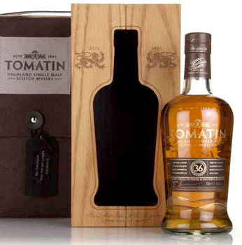 TOMATIN SCOTCH SINGLE MALT 36 YEAR
