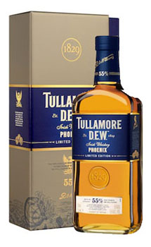 TULLAMORE DEW IRISH WHISKEY PHOENIX