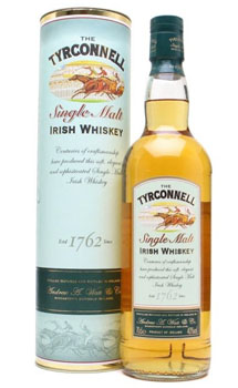 TYCONNELL IRISH WHISKEY SINGLE MALT